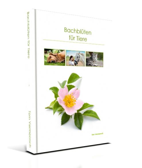 ebook Bach bloesems voor dieren